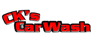 CK's Car Wash Logo